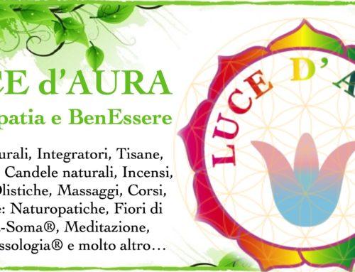 Luce d'Aura Magazine Febbraio
