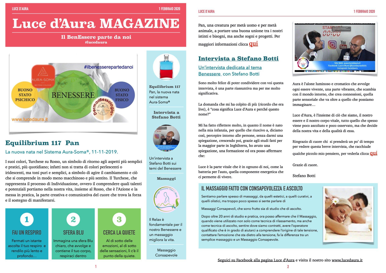 Magazine Febbraio 2020