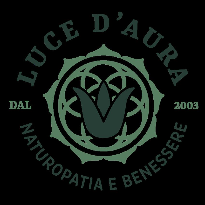 Luce d'Aura Naturopatia e BenEssere Logo